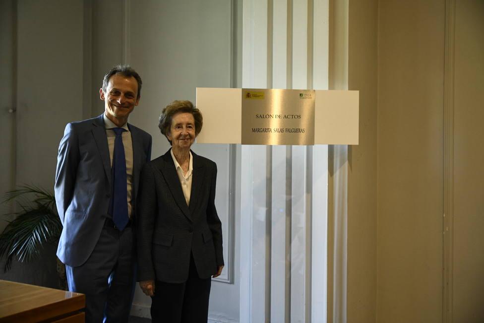 El Gobierno promoverá la concesión a título póstumo de la medalla de la investigación y la docencia a Margarita Salas