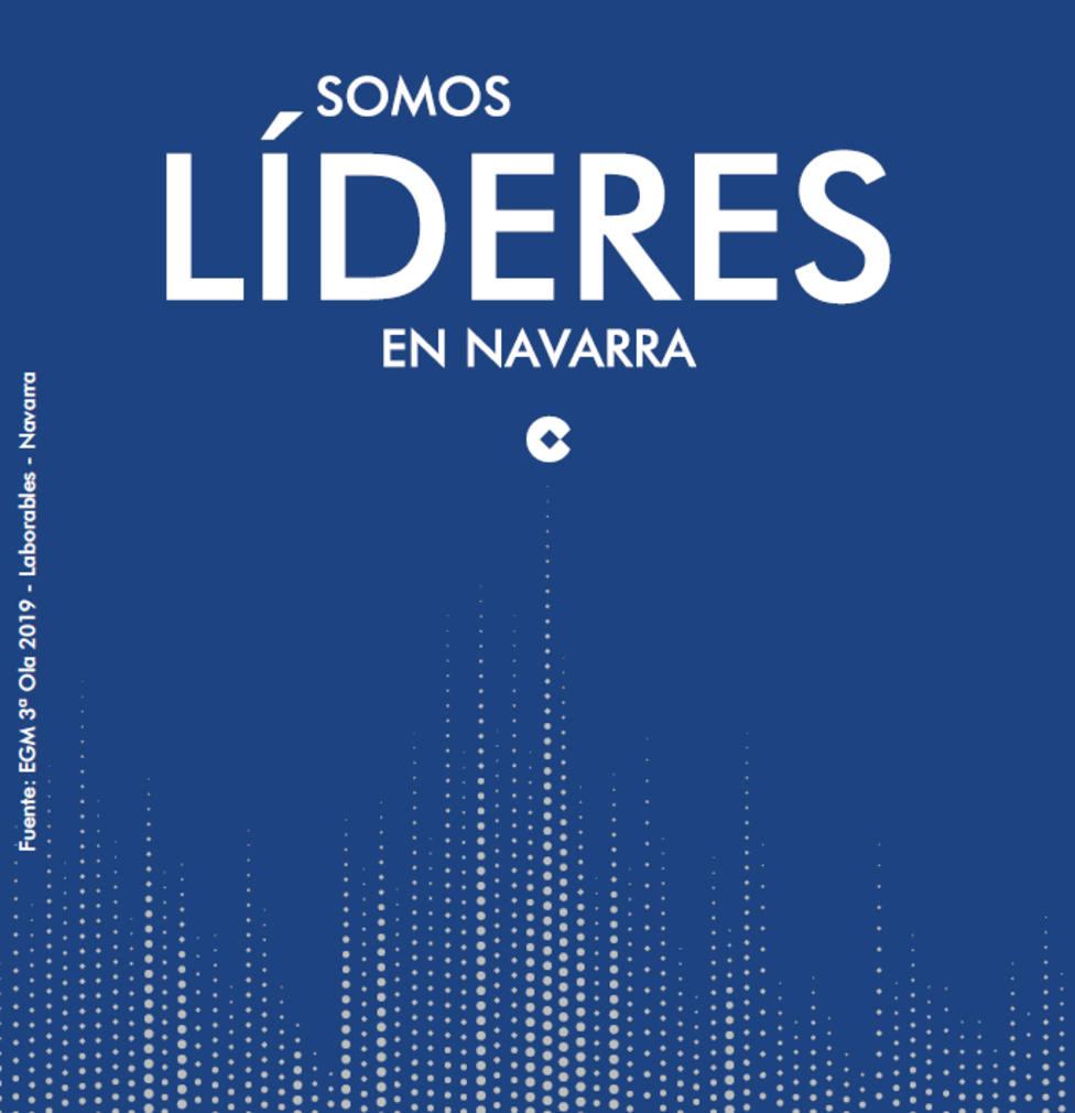 COPE líder en Navarra con 78.000 oyentes diarios de lunes a viernes