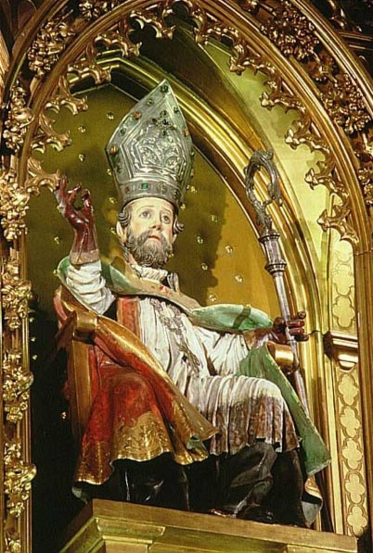 San Saturnino de Tolosa: El Santo cuya vida cuya vida mereció ser recogida como testimonio de Fe