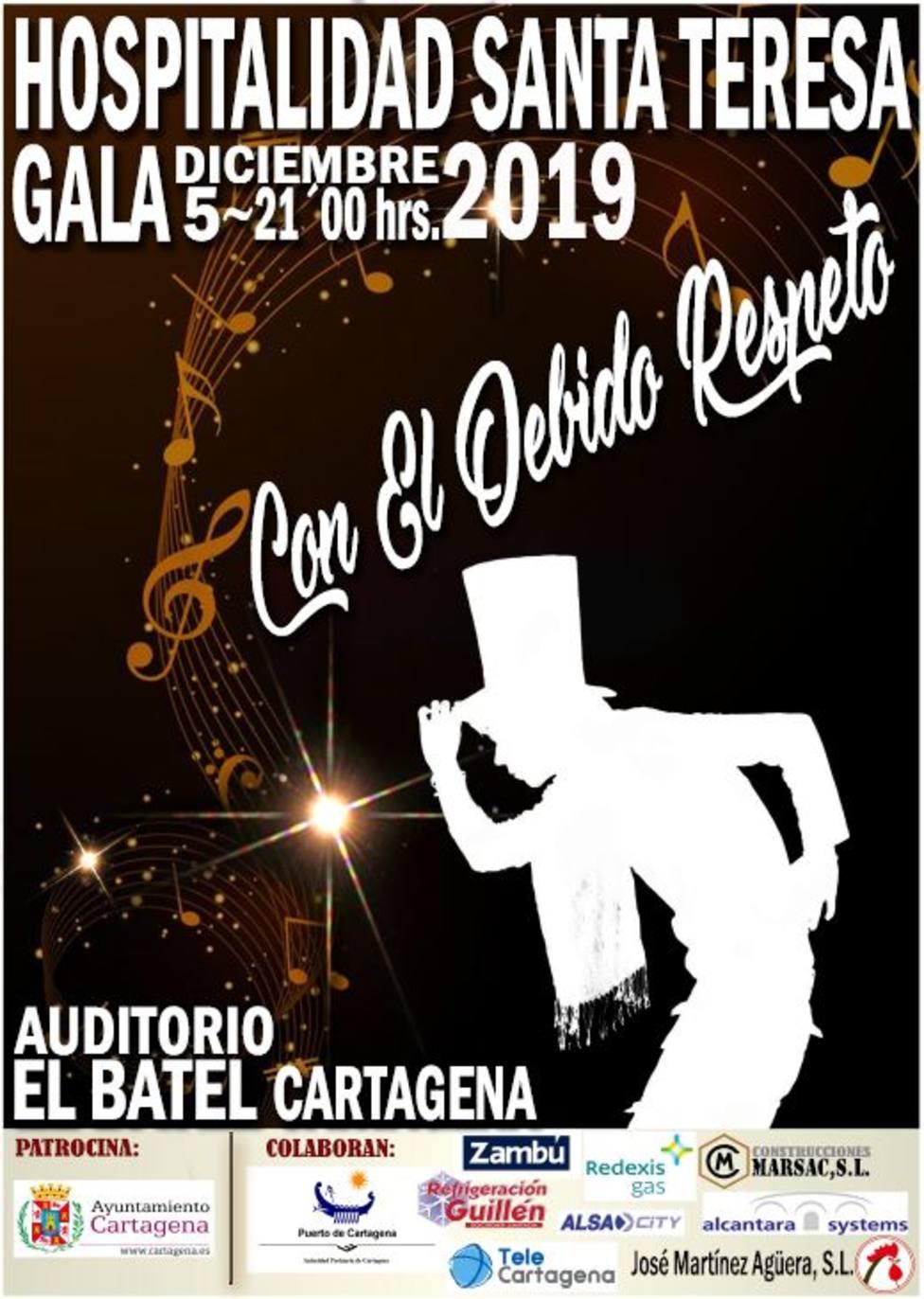 La Hospitalidad de Santa Teresa celebra su gala anual