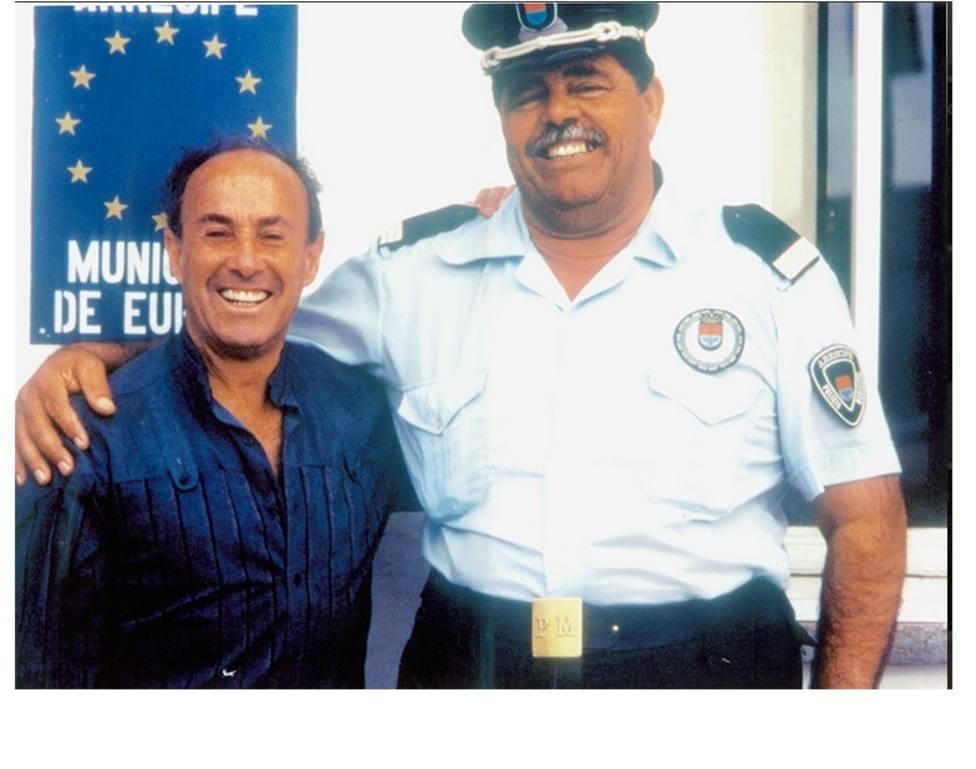 César Manrique y Heraclio Niz, historia de Lanzarote