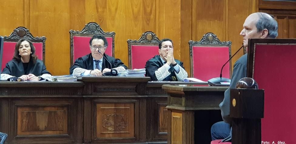 Juicio acusado Castrelo de Val