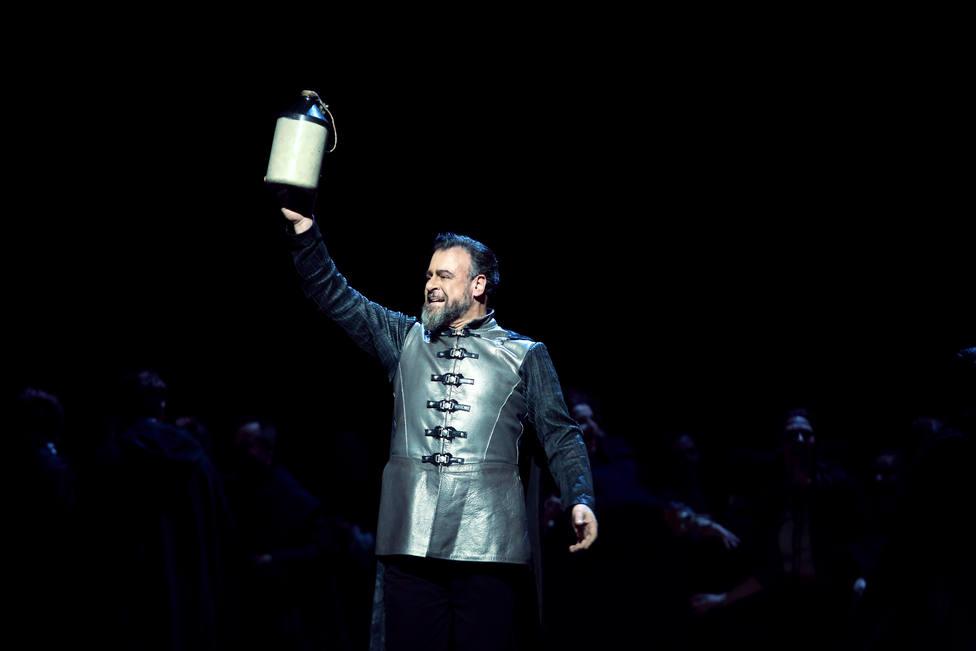 El español Carlos Álvarez regresa al Covent Garden con ovación shakesperiana
