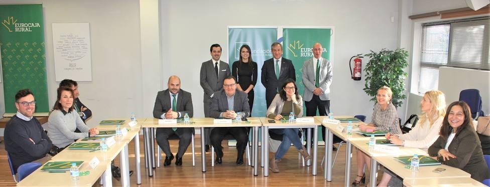 Fundación Eurocaja Rural inaugura en Albacete la Escuela de Oratoria