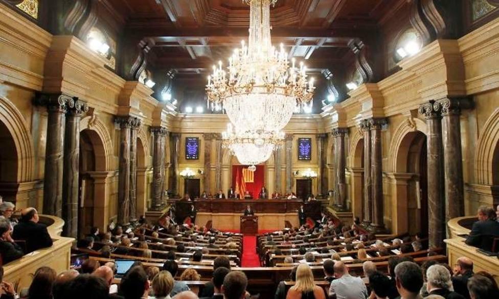 El Parlament da luz verde a tramitar los Presupuestos con aval de los comunes
