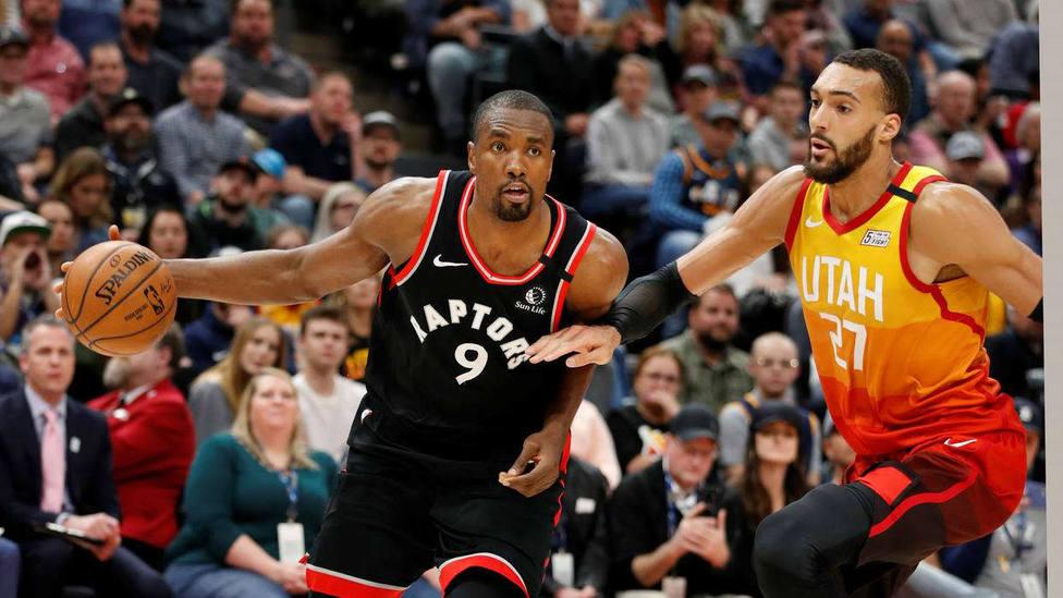 Resultado de imagen de NBA suspende la temporada tras jugador dar positivo con Covid-19