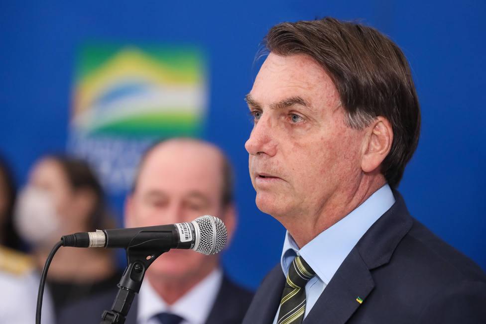 Bolsonaro critica a la prensa de Brasil por expandir el miedo al informar de los casos de coronavirus
