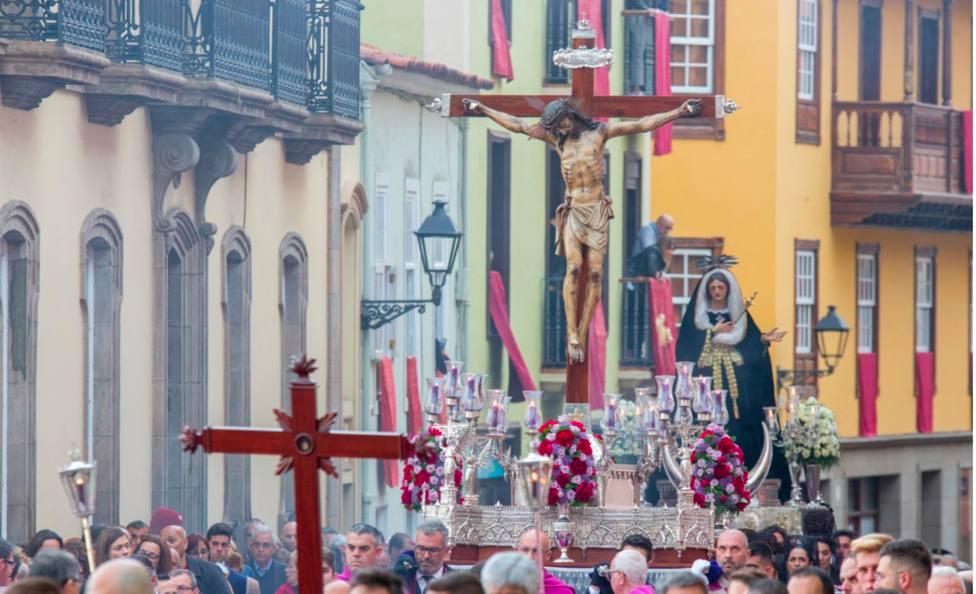 Jueves Santo Vera Cruz La Orotava Semana Santa 2019