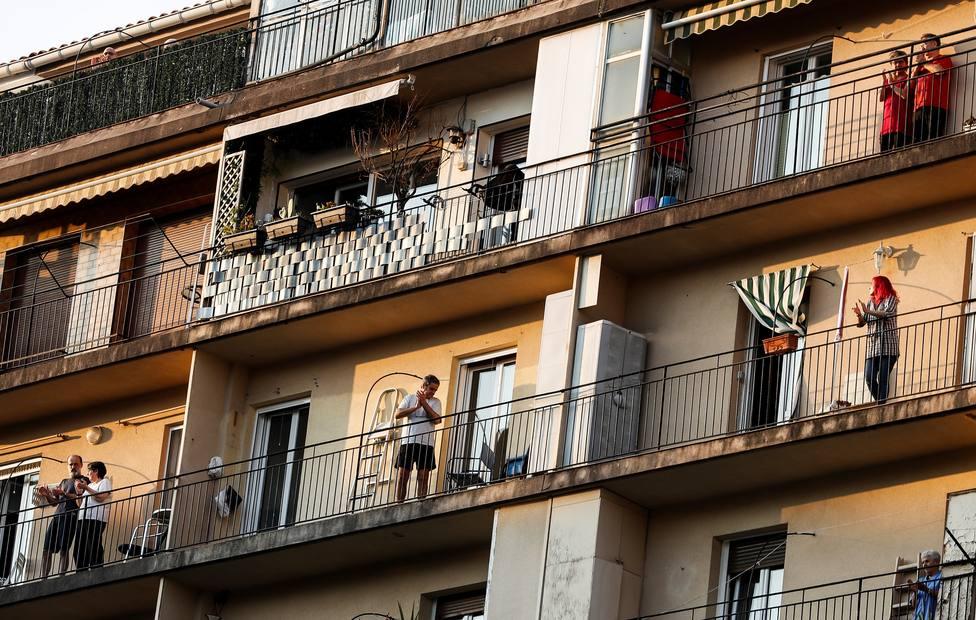 Hipócritas y egoístas de balcón
