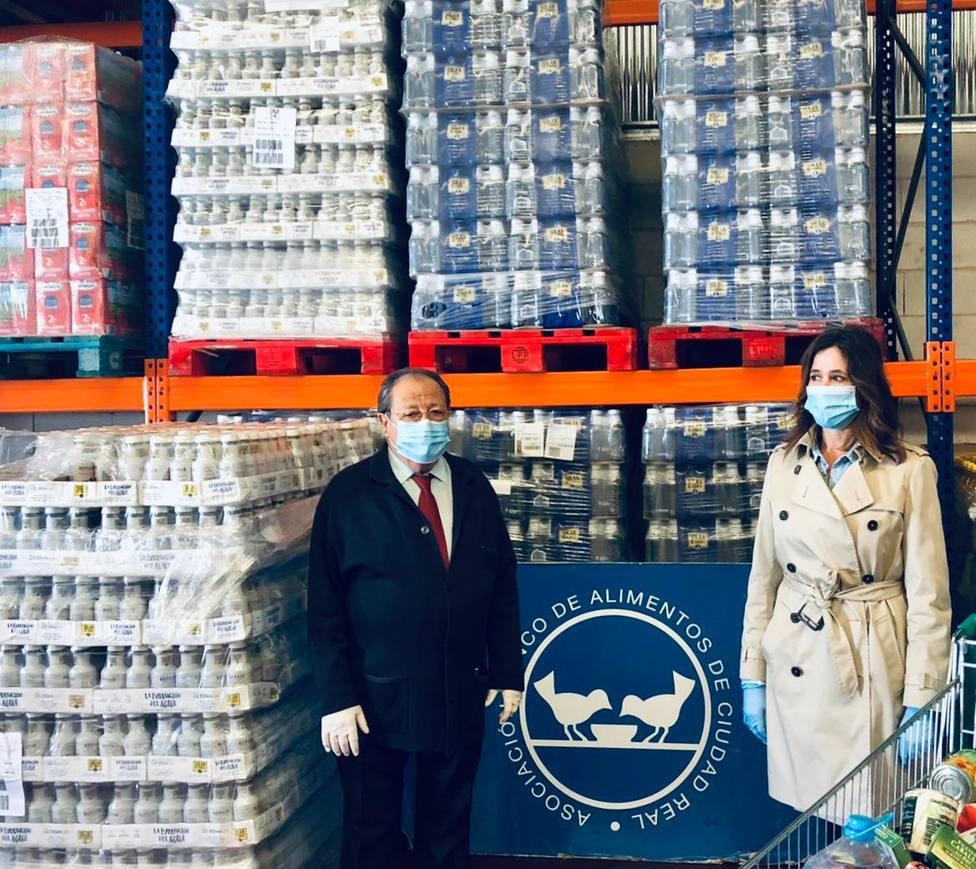 Donación de Square Ventures al Banco de Alimentos de Ciudad Real