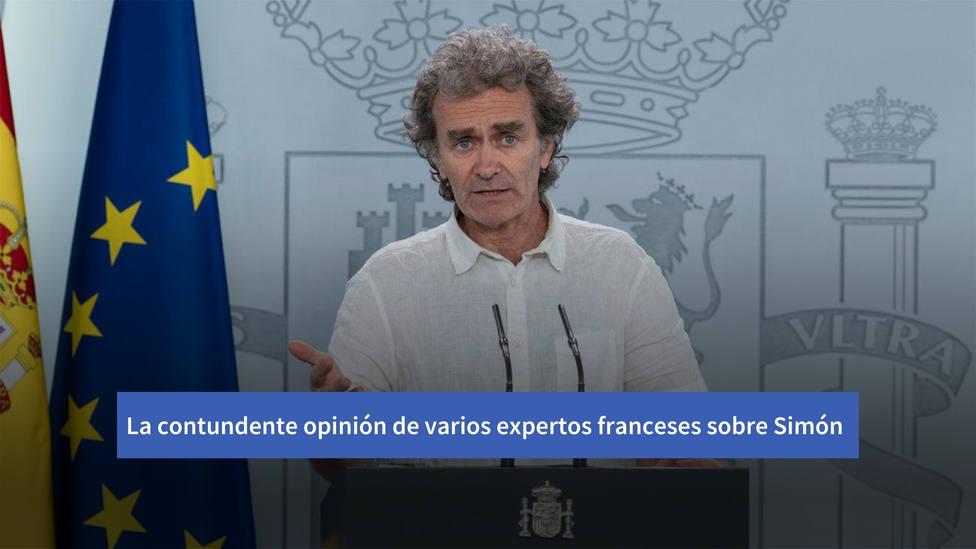 """La contundente opinión de varios expertos franceses sobre Simón: """"Contradicciones"""""""