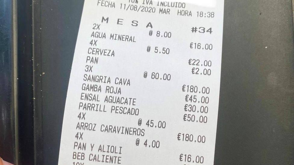 Ticket Formentera