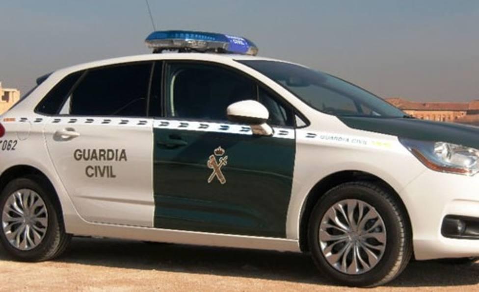 Coche de la Guardia Civil (foto recurso)