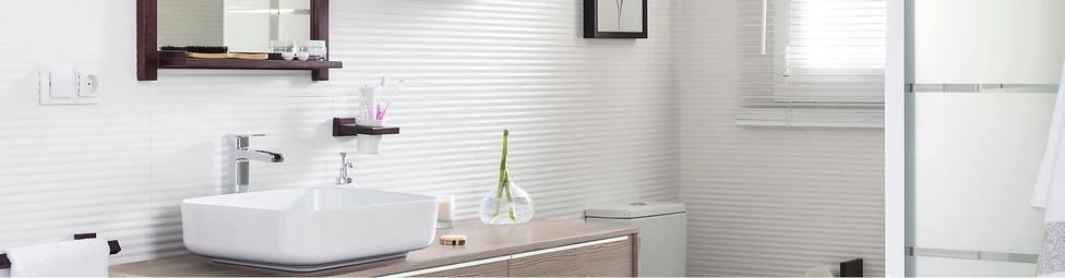 8 tendencias irresistibles para decorar tu baño: rediseña y ahorra con Leroy Merlín