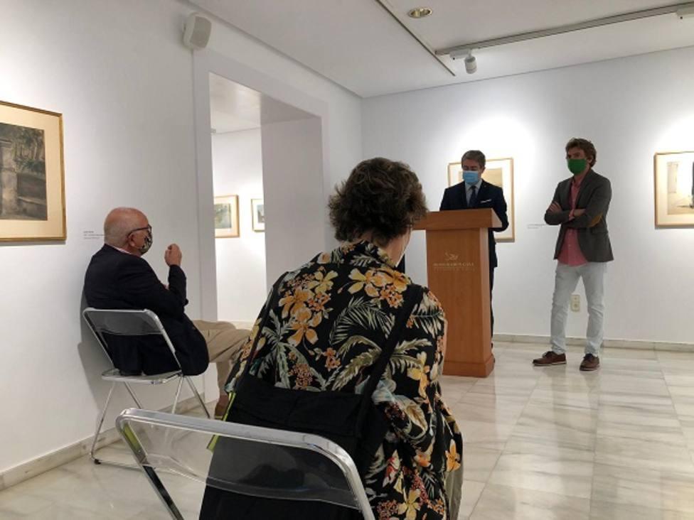 El Museo Ramón Gaya conmemora su 30 aniversario con una exposición de obras del pintor