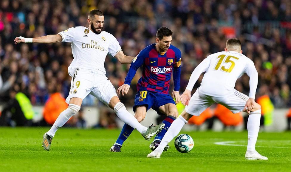 El Clásico entre Braça y Real Madrid se jugará el 24 de octubre en horario asiático