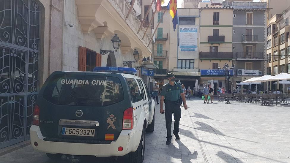 Guardia Civil, Inca