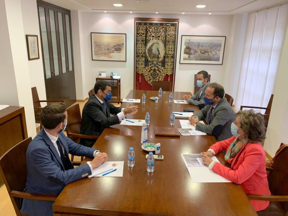 El Colegio Abogados Lorca será punto contacto para detección de posibles casos okupación de la comarca
