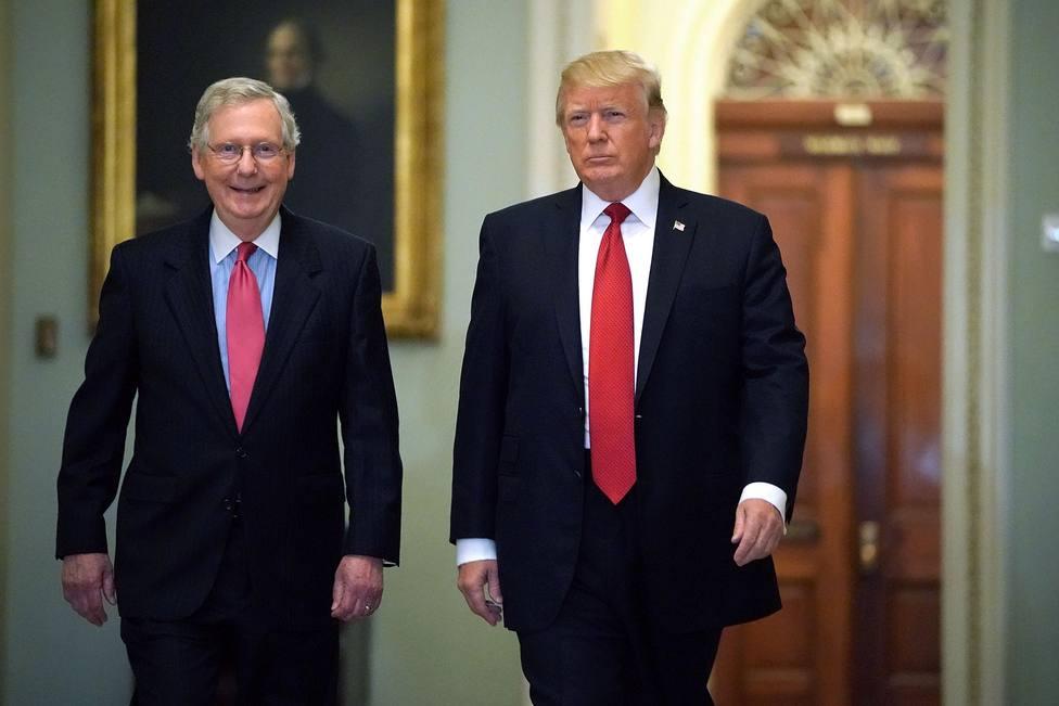 Los republicanos rozan el control del Senado en EE.UU. con otro escaño