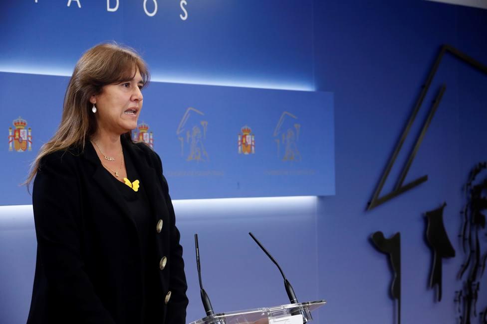 Borràs concurrirá a las primarias de JxCat para ser candidata a Generalitat