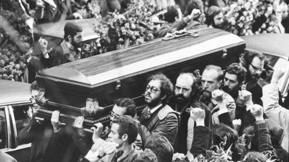 Sale de prisión García Juliá, autor de la matanza de Atocha