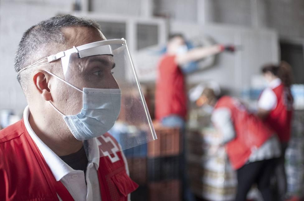 La pandemia lleva a Cruz Roja en Córdoba a batir récord de altas de voluntariado en un año