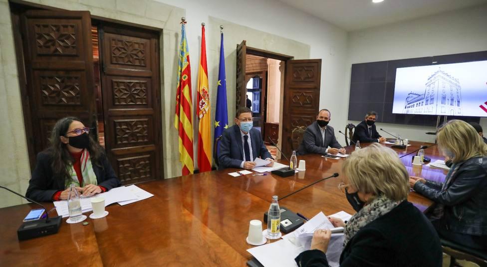 mesa interdepartamental seguimiento covid