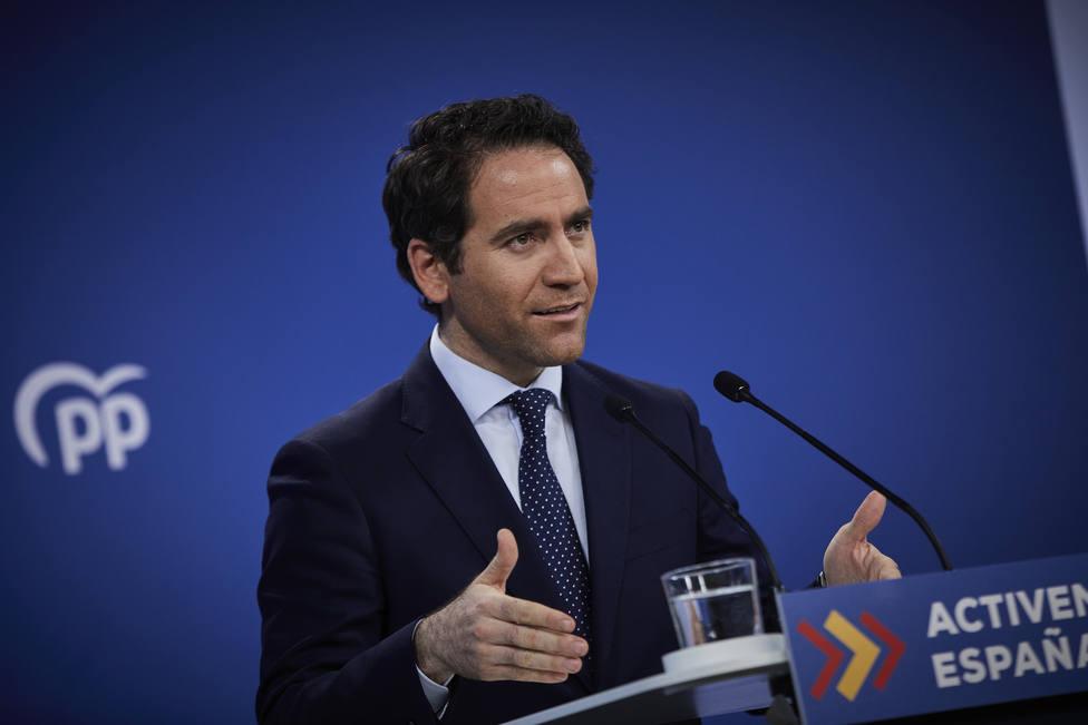 García Egea (PP), se pronuncia tras la decisión del TSJM: Que la libertad siga ganando la partida