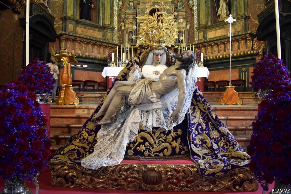 Martes Santo, el fervor en la intimidad