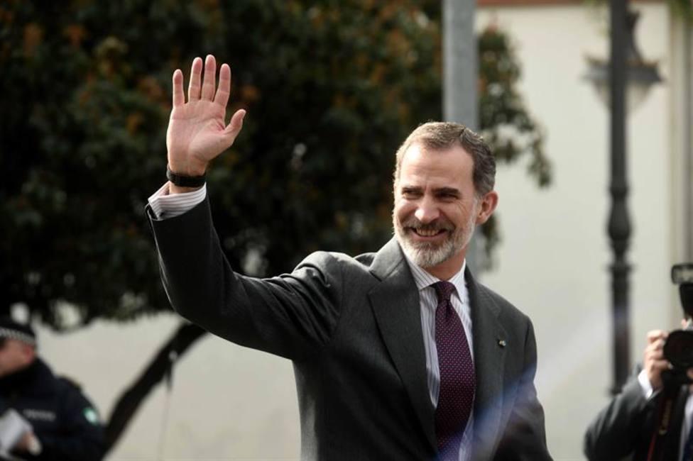 El rey Felipe VI visitará Alicante la próxima semana