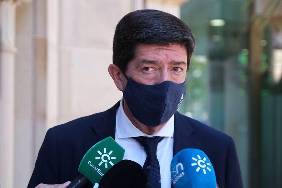 Granada.- Marín afirma que Salvador tiene que intentar formar gobierno y, si no lo logra, habrá que ver otras salidas