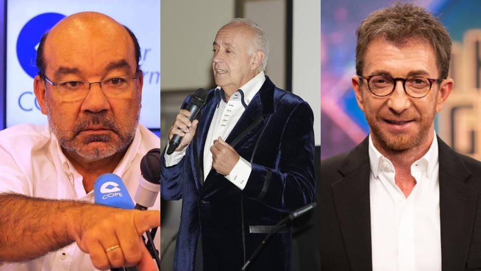 Las amenazas de José Luis Moreno a una presentadora de televisión, entre lo más leído de este martes