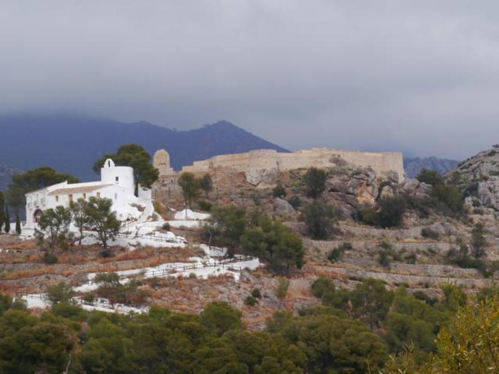 El Castell Vell de Castellón de la Plana es uno de los emplazamientos que conforma la Ruta Jaume I