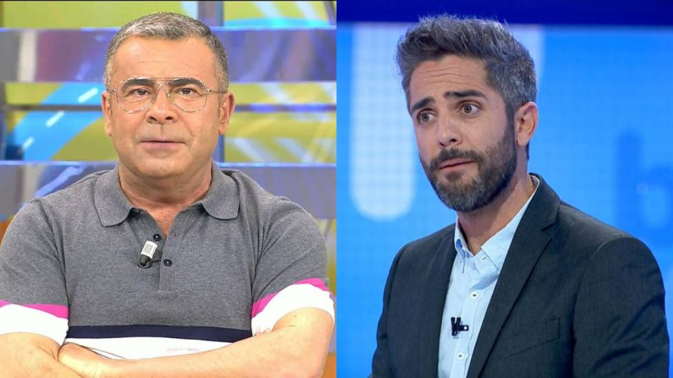 Jorge Javier Vázquez vuelve a la carga contra Pasapalabra con su último chiste en Sálvame: Madre mía