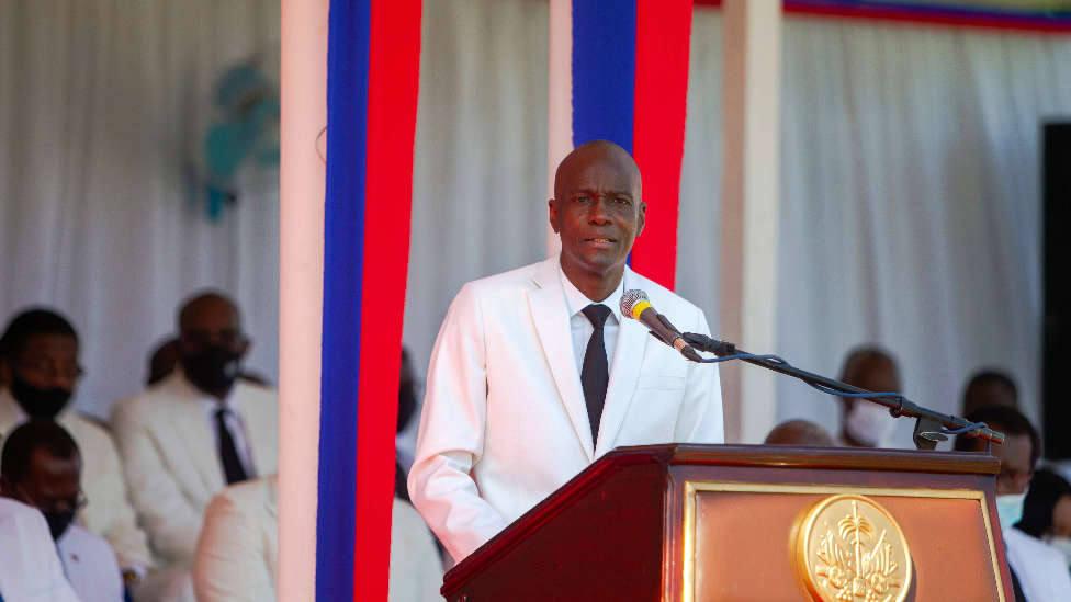 El jefe de seguridad de Moise es detenido por la policía de Haití