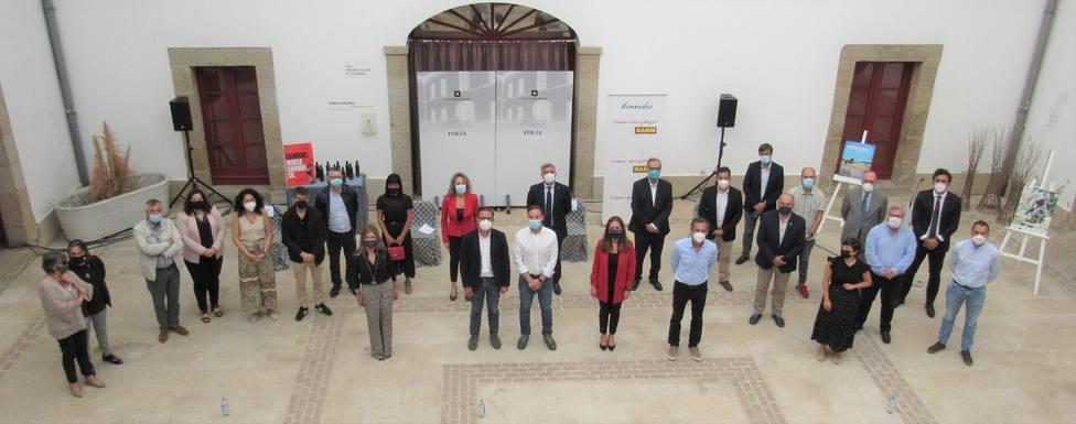 La presentación de la 30ª edición de Equiocio tuvo lugar en el Torrente Ballester. FOTO: Equiocio