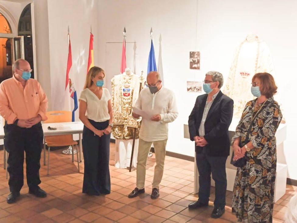 Inauguración de la exposición Semana Romera. Aniversario
