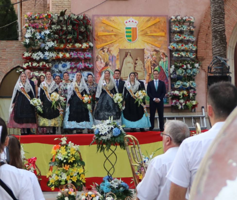 Fiestas de les Alqueries en honor a la Virgen del Niño Perdido