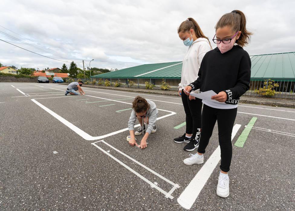 El circuito fue idea del Consejo Local de la Infancia y la Adolescencia. FOTO: César Galdo