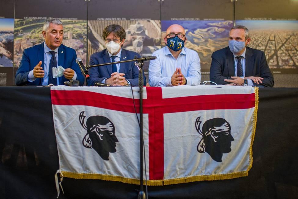 Carles Puigdemont: Italia ha tardado horas en tomar una decisión que España lleva años sin tomar