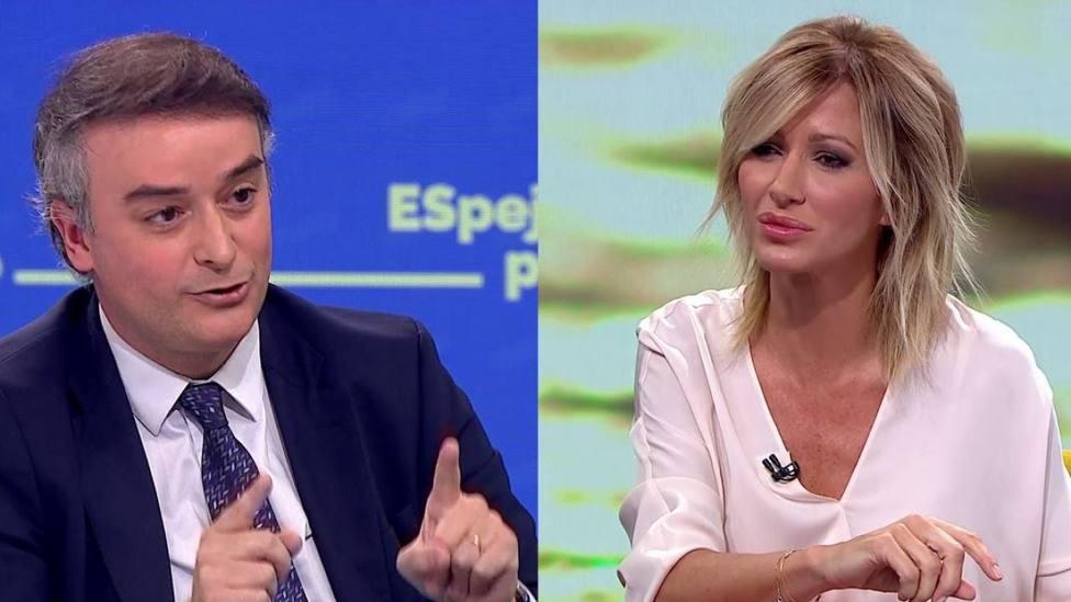 Iván Redondo y Susanna Griso