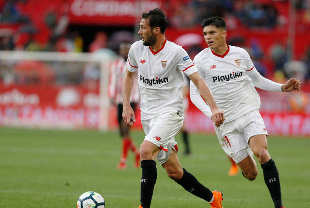 Imagen del Sevilla-Athletic de Bilbao de LaLiga Santander (FOTO: LaLiga)