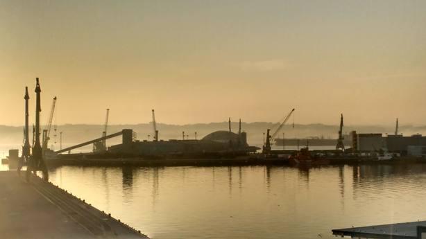 Instalaciones del Puerto de A Coruña