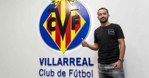 Manuel Iturra, nuevo jugador del Villarreal