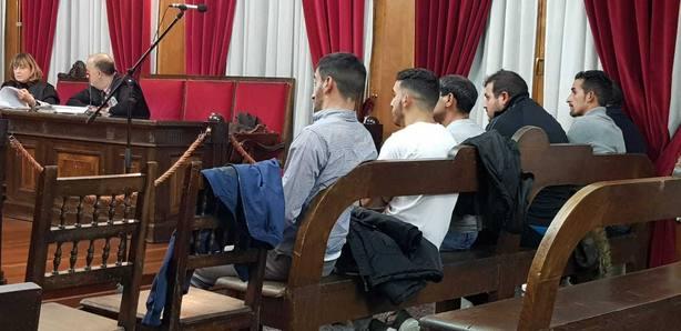 Juicio en Ourense por una pelea a tiros en el Hospital