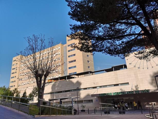 Un paciente agrede con un cuchillo a su compañero de habitación del Hospital de Jaén
