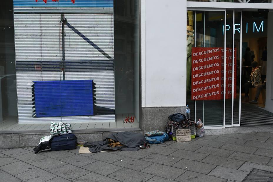 Una de cada seis familias españolas de clase media cayó en la pobreza durante la crisis y no ha salido, según Oxfam