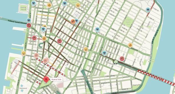 Nueva York insta a Google a eliminar las notificaciones sobre los puntos de control policial de Waze y Maps