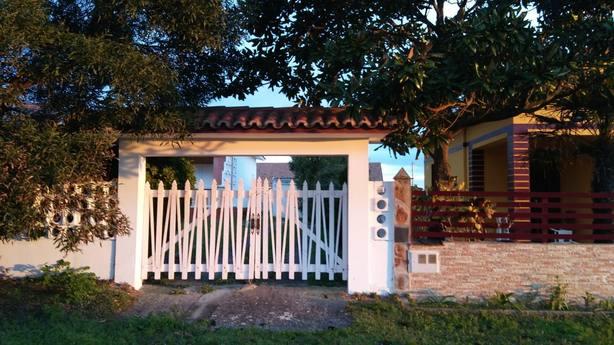 Casa allanada en San Bartolo