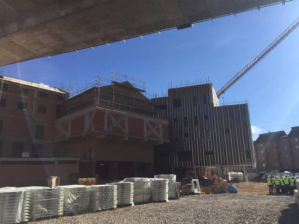 El Pleno del Ayuntamiento ha aprobado el modificado de las obras del Asilo